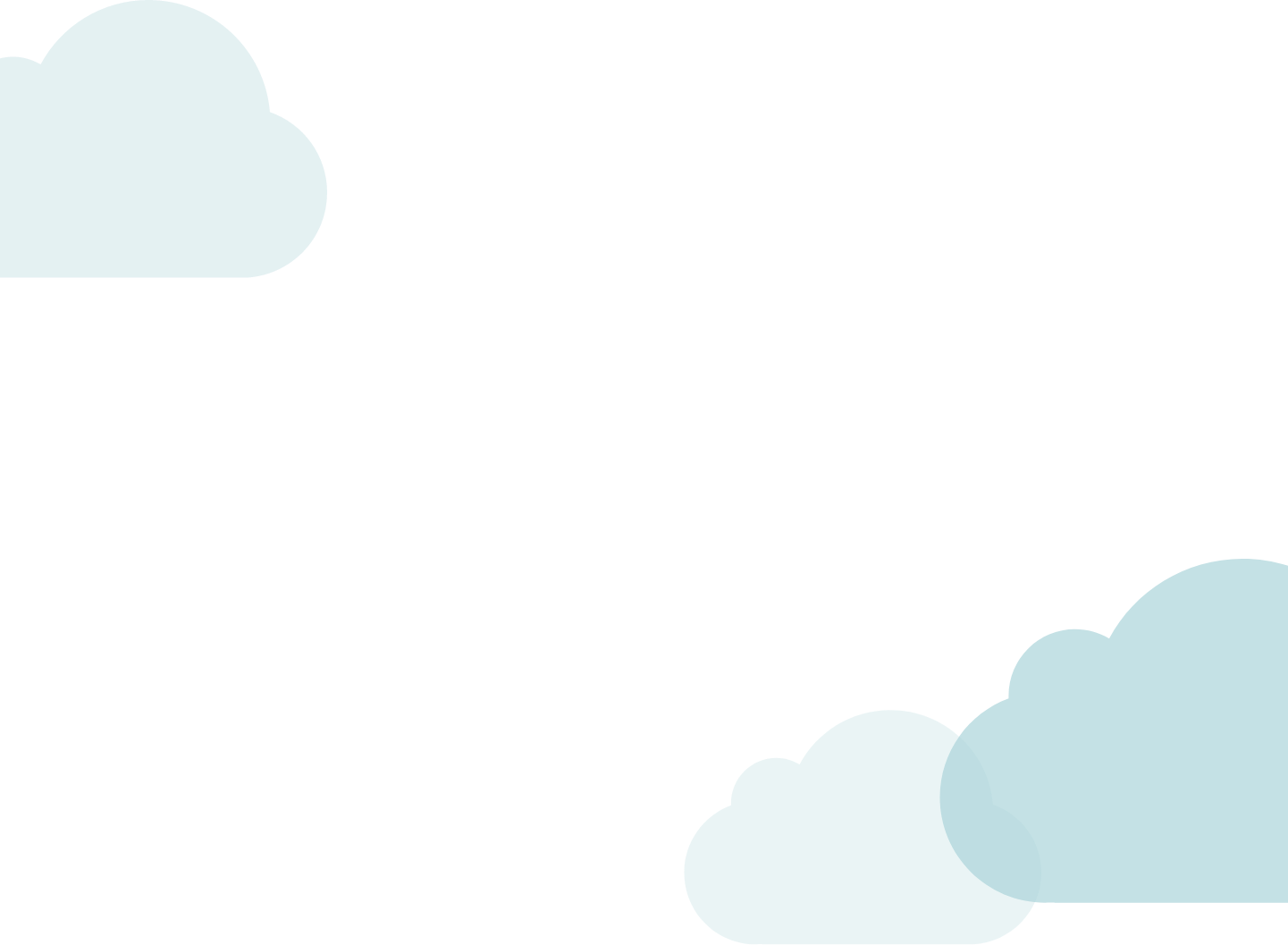 Illustration clouds